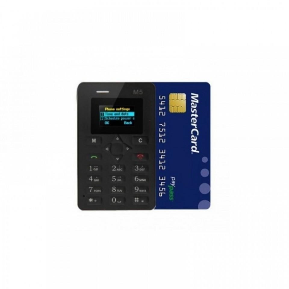 Ultra Slim CardPhone--Legkisebb kártyatelefon
