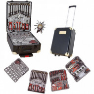 326 DB - profi szerszámkészlet praktikus gurulós kofferben