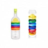 8 elemből álló multifunkcionális palack