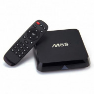 Android TV Box Multimédia Lejátszó M8S Android 4.4 / 4K