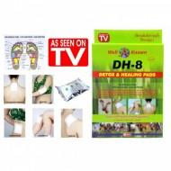 Detoxikációs tapaszok Detox Healing Pads DH-8