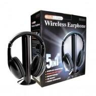 Mikrofonos wireless fejhallgató