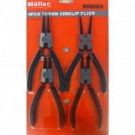 Moller -Többfunkciós fogó 4 db