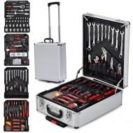 Szerszámkészlet strapabíró bőröndben -399 Darabos Lengyel