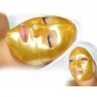 Természetes Crystal Collagén aranypor szem maszk fiatalító