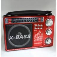 Waxiba XB-1043UR MP3-as hordozható rádió