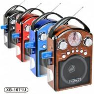 Waxiba XB-1071U MP3-as multifunkcionális rádió
