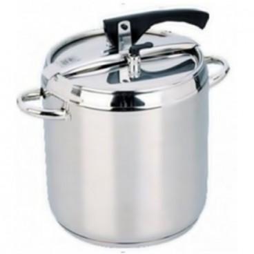 14 litres inox nyomásedény