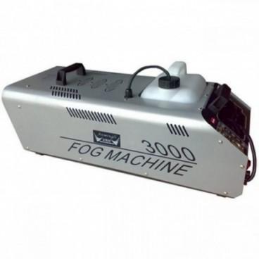 3000 W-os diszkó füstgép