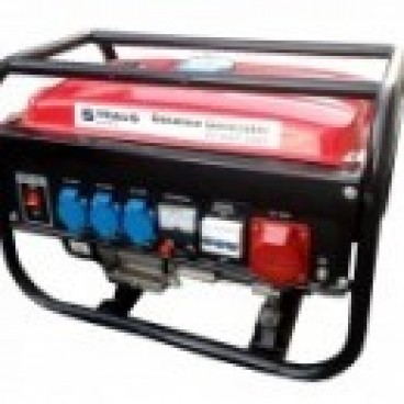 3500 W-os benzin generátor