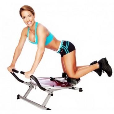 Ab Circle Pro fitness gép
