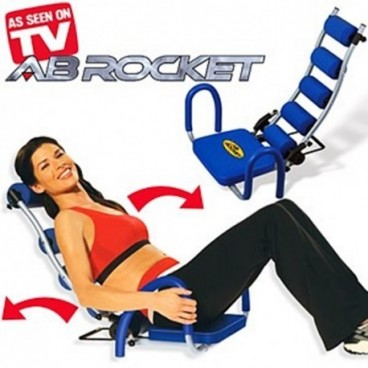Ab Rocket fitness gép