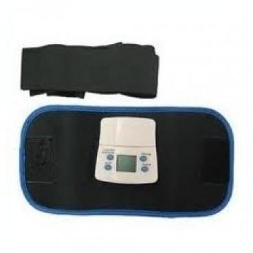 AbGymnic LCD kijelzős izomnövelő eszköz