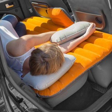 Autós felfújható ágy/matrac
