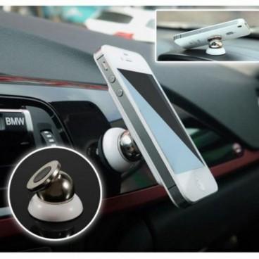 Autós Tartó -360 fokos Tablet, GPS és Okostelefonhoz