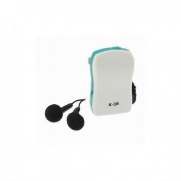 Axon K-38 diszkrét hallókészülék