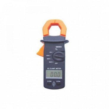 Digitális Lakatfogó Multiméter-EM303