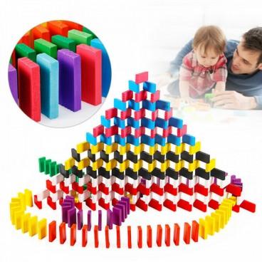 Fa dominó készlet 360 - darabos