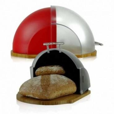 Félkör alakú kenyértartó