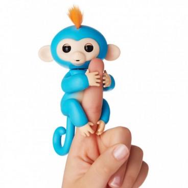Finn Fingerlings Monkey interaktív játék- Baba Majom Gyerekeknek