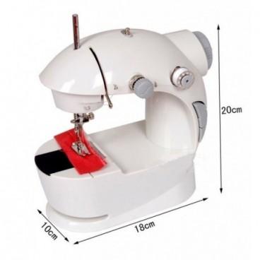 Hordozható mini varrógép