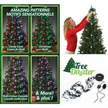 Karácsonyfa Fényfüzér 16 LED-es-Tree Dazzler