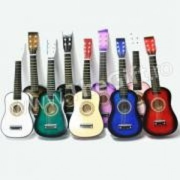 Közepes akusztikus gyerek gitár