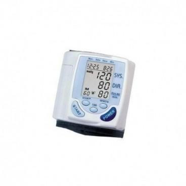 LCD kijelzős digitális vérnyomásmérő