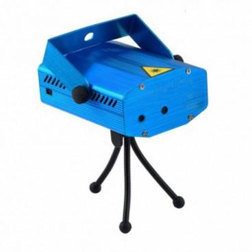 Mini Lézer Távirányítós Projektor MP3