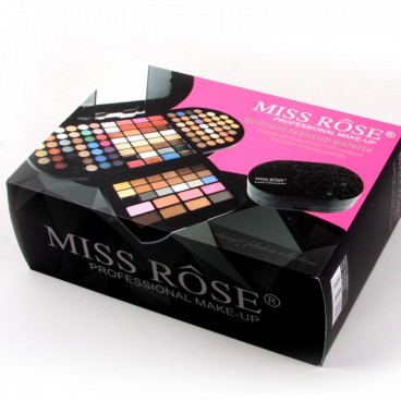 MISS ROSE 130 - SMINKPALETTA.