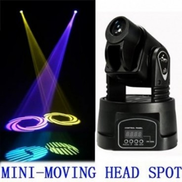 Moving Head professzionális projektor