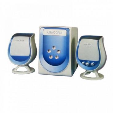 Multimédiás rendszer 520W Mélyhangsugárzó SS5630A