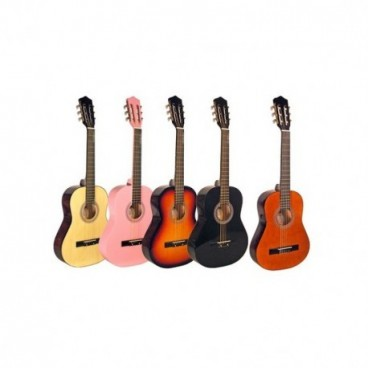 Nagy akusztikus gyerek gitár