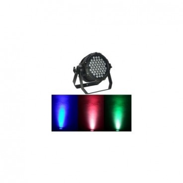 PAR54RGB diszkó projektor