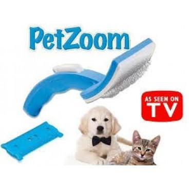 Pet Zoom Állatkefe