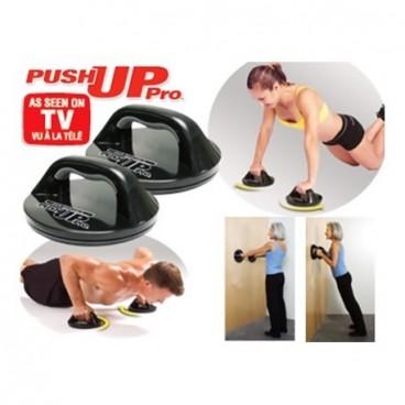Push Up Pro fekvőtámasz gép