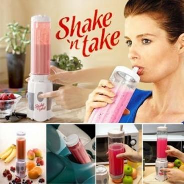 Shake n Take keverő pohár