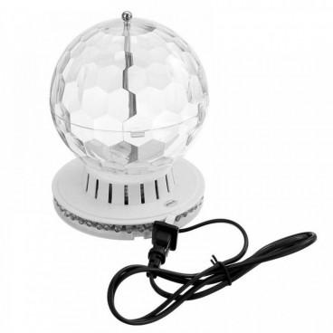 Sunflower 15W forgató 48 LED-el disco party lámpa
