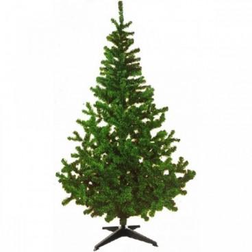 Természetes hatású műkarácsonyfa - 120 cm műkarácsonyfa