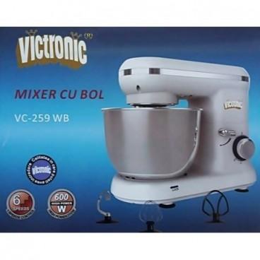 VC-259 WB Victronic 6 sebességes tálas mixer