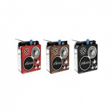 Waxiba XB-171UR MP3-as hordozható mini rádió